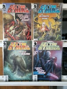City of Others 1 2 3 4 Dark Horse Complete Set Series Run Lot 1-4 VF/NM