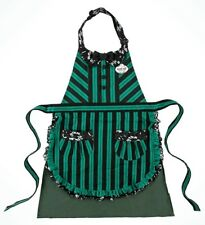 Disney Parks Haunted Mansion Apron Maid Ghost Hostess Halloween Costume New