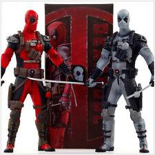 1x Crazy Toys Marvel Legend Wave X-men Deadpool Wade Wilson Model Action Figures