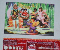 Bugaloos Sid & Marty Krofft Photo Quality Magnet NEW! OSS!