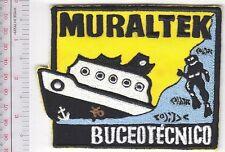 SCUBA Hard Hat Diving Spain Murciana-Alicantina y Asosiada de Buceo Técnico MU
