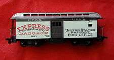 U.S. RAILWAY POST OFFICE EXPRESS OVERLAND 921 BAGGAGE vagone ferr. bagagli  2/17