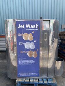 Used Jet Wash Self Service Cat Pump