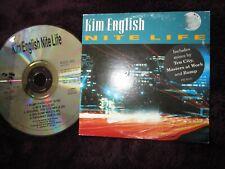Kim English – Nite Life Label: Hi Life Recordings – PZCD 323 CD Maxi-Single