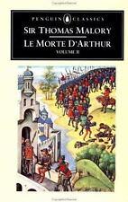 Le Morte d'Arthur Vol. 2 by Thomas Malory (1970, Paperback)
