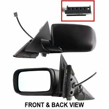 99-06 BMW 3 Series Power Electric Heated, Manual Folding LH Driver Side Mirror