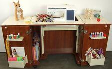 Kangaroo Bandicoot II Sewing Cabinet w/EZ-Lift gas strut mechanism Model K8205