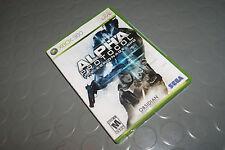 Xbox 360 Game: Alpha Protocol