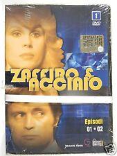 ZAFFIRO E ACCIAIO - SERIE COMPLETA - 9 DVD