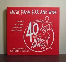 JUNO Awards,  Celebrating 40 Years, Music from Far and Wide