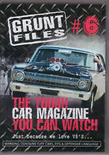 Grunt Files #6 DVD - Just because we love V8's...