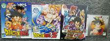 Anime DVD Dragon Ball + Dragon Z + Dragon GT Complete Japan 3 New box set  + CD