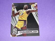 2014-15 Spectra WILT CHAMBERLAIN #93 Premium SP/75 LA Lakers - Kansas JAYHAWKS