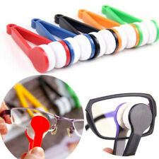3PCS Mini Eyeglass Cleaner Sunglass Spectacles Glasses Lens Cleaning Brush Tool