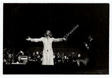 HILDEGARD KNEF & ORCHESTER KURT EDELHAGEN LIVE Stuttgart Liederhalle * 70er Foto