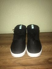 Diamond Supply Co Shoes Jasper Size 9.5 Black & Tiffany Woven Dunk Low High Rare