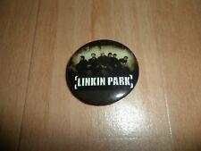LINKIN PARK - COLOUR BADGE 4cm (NEW) - CHESTER BENNINGTON
