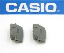 Casio Watch AQ-160 AQ-160WD AQ-160WD-1B Original Part Band Cover End 2Pcs