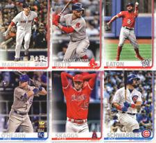 Cartes de baseball, saison 2019 Topps