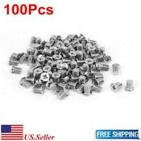 """New Lot 100 pcs Laptop 2.5"""" HDD Hard Drive Caddy Screws for Dell HP TOSHIBA"""