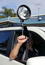 "Powa Beam Xenon HID 7"" 55w Hand Held Spotlight"