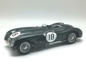 AUTOART JAGUAR C TYPE WINNER LE MANS 1953 #18 ROLT HAMILTON UNBOXED 1/18