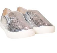 NEU Damen Slipper Flach Turnschuh Sneaker Skater Turnschuhe Pump Schuh Größe