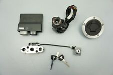 Schloßsatz Schlüssel Zündschloss Key Lock Kawasaki ZX6R ZX636E 2013-2018