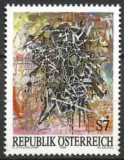 """Austria 1998 MNH Austrian Modern Art """"My Garden"""" Hans Staudacher - SG 2518"""