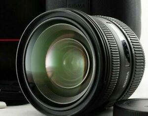 Almost MINT  Sigma 24-70mm f/2.8 EX DG HSM AF Zoom Lens for SONY/Minolta JAPAN