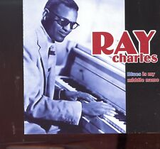 Ray Charles / Blues Is My Middle Name
