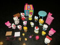 Hello Kitty Lot ~ Figures, Furniture, Accessories & More Sanrio