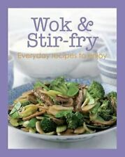 Very Good, Wok and Stir Fry, , Hardcover
