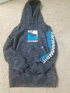 Abercrombie kids hoodie (Size 5/6)