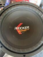 Kicker CompVR 12 Old School DVC 4