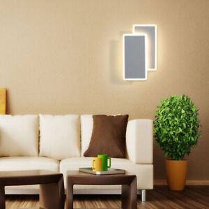14W LED Innen Wandleuchte Wohnzimmer Schlafzimmer Treppenhaus Modern Wandlampe