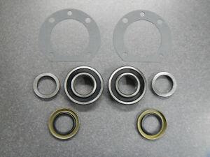 65 66 67 Buick Wildcat Electra Rear Wheel Bearings Axle Seals Axle Flange Gasket