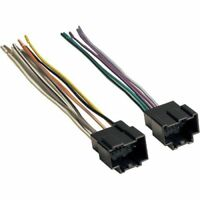 Metra 70-5518 Wiring Harness for 1998-2011 Ford Ranger Supercab Tremor Pickups