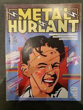 Revue METAL HURLANT N°7 - 1976 _ DRUILLET , MOEBIUS , BILAL...