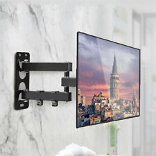 10-42 Inch Tv Wall Mount Bracket Full Motion Articulating Extension Arm Swivel
