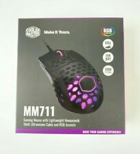 Cooler Master MM711 Wired Gaming Mouse *FAST/FREE SHIPPING USA SELLER*