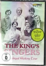 The King's Singers - Madrigal History Tour - 2 DVD - Neu / OVP