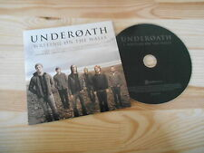 CD Pop Underoath - Writing On The Walls (1 Song) Promo  TOOTH & NAIL EMI