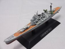 Eaglemoss 1/1100 Atago ?? Heavy Cruiser 1942 Warships Japanese Diecast Mini WS47