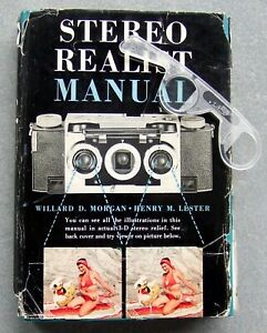 STEREO REALIST MANUAL WITH GLASSES