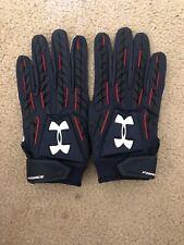 University Of Maryland UnderArmour Football Gloves
