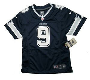 Nike Dallas Cowboys Game Jersey Tony Romo 9 Youth Size Medium New With Tags $75