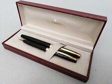 Sheaffer Imperial TOUCHDOWN Fountain Pen & Mechanical Pencil Boxed Excellent VT
