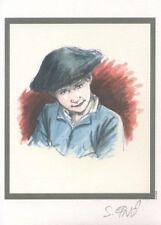 Ex-libris Offset Chasseurs d'Ecume (Les) Portrait