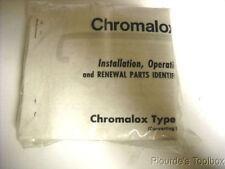 New Chromalox 168-016585-001 Terminal Block Parts Kit for SKR Infrared Heater